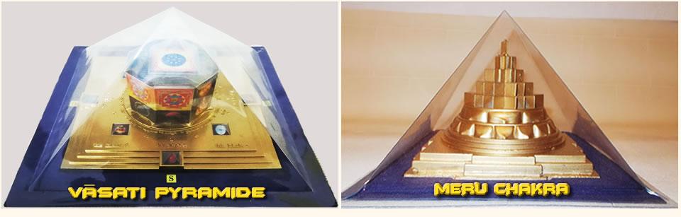 vasati pyramide meru chakra