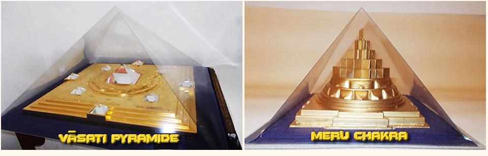 vastu piramide meru chakra